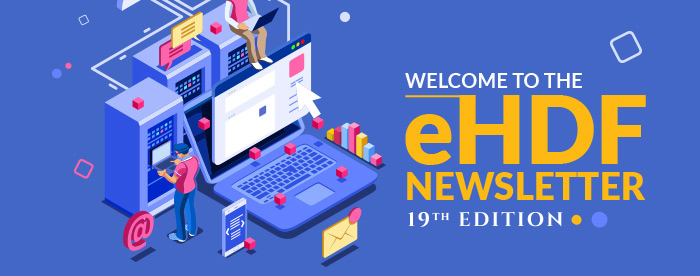 Welcome to eHDF Newsletter